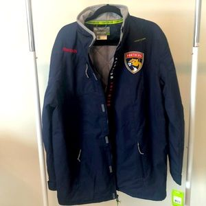 NWTS Reebok NHL CenterIce Collection Mens Jacket L